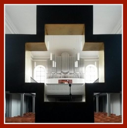 Orgel-Ansicht