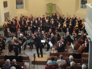 Kirchenchor_16-06-11_Schubert-Messe