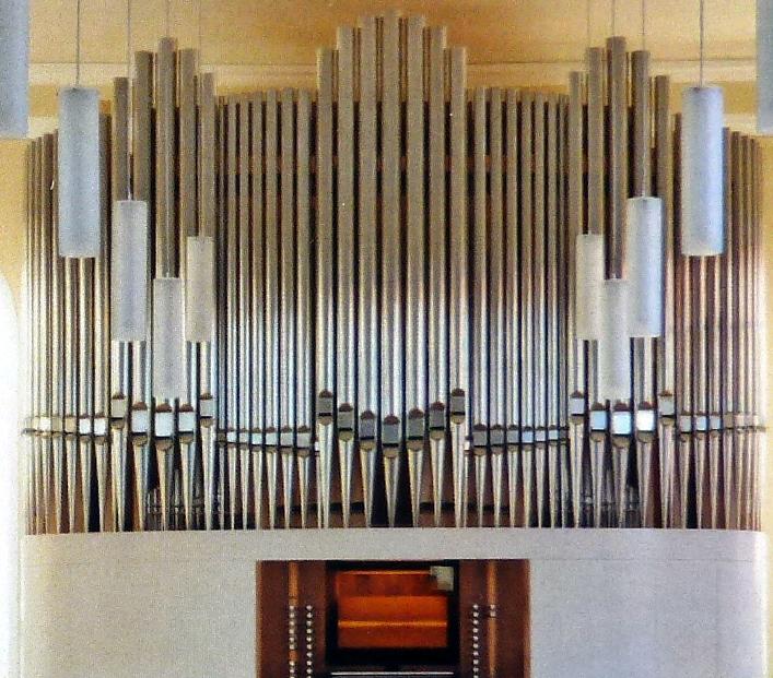 Orgelfreunde: Logo Orgelemblem - Variante 2