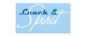 Logo: Treffen & Arbeitskreise & Ökumene - Lunch & Spirit
