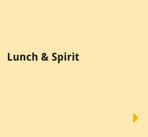 Navigationsbilder: Übersichtsseite - Begegnungen - Lunch & Spirit
