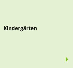 Navigationsbilder: Übersichtsseite - Wir über uns - Kindergärten