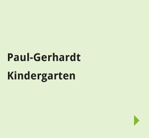 Navigationsbilder: Übersichtsseite - Wir über uns - Paul Gerhardt Kindergarten